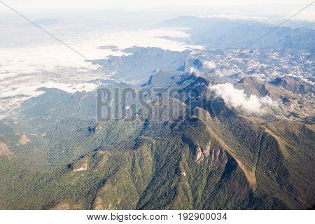 Serra Dos Orgaos Montains