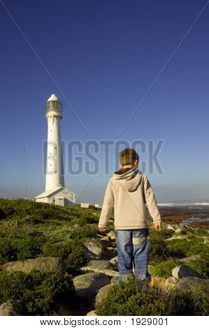Lighthouse Boy