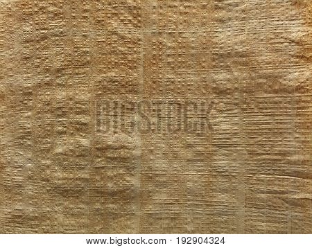 Old Antique Brown Papyrus Background Texture