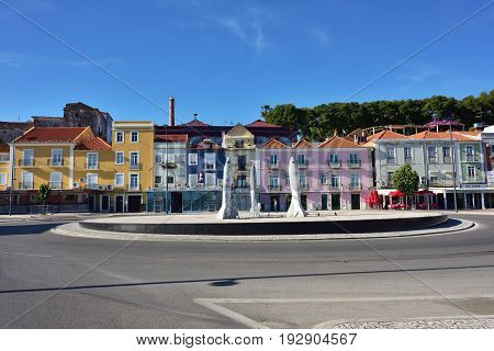 Setubal City, Portugal