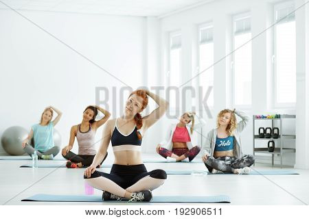 Fitness classes for women who want to lose their weight