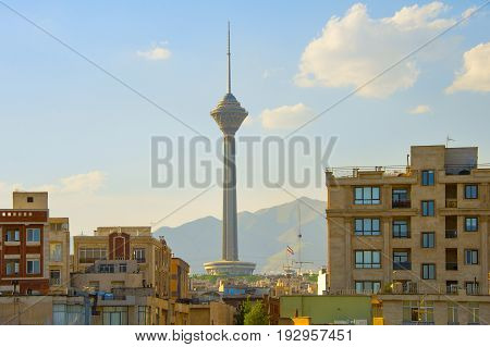 Milad Tower, Tehan, Iran
