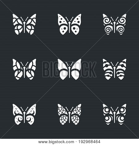 Butterflys, moth, insect, wings, oramets, patterns, different.
