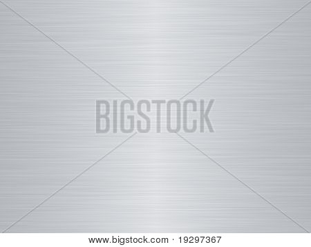 a very large sheet of rendered brushed steel or metal