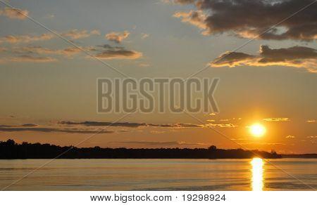 Favorite Sunset.