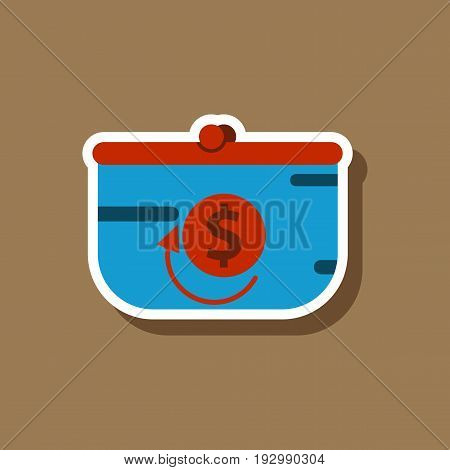 fashion patch , sale sticker purse discount coin