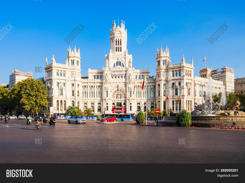 Madrid Spain Image Photo Free Trial Bigstock