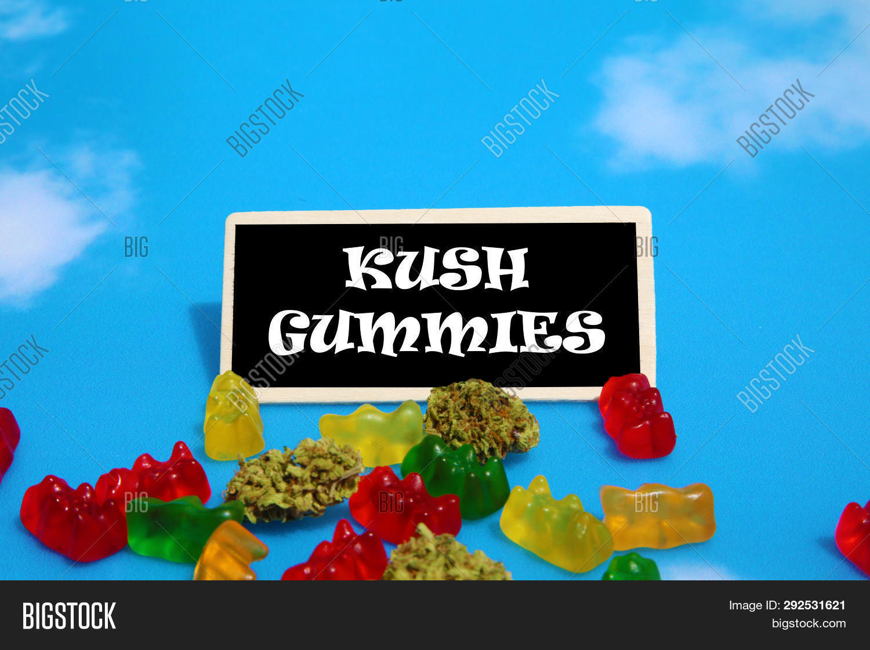Marijuana Gummy Bears Image & Photo (Free Trial) | Bigstock