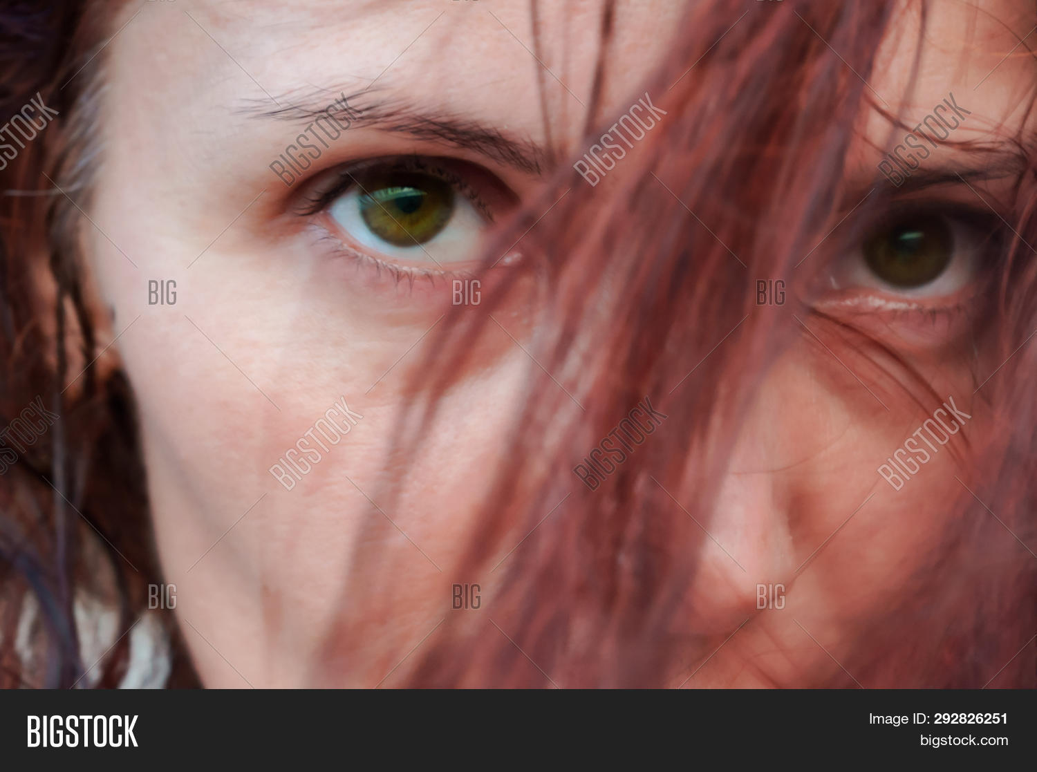 Look Tired Girl, Evil Image & Photo (Free Trial) | Bigstock