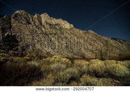 Sierra And Inyo National Forest In California