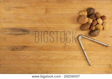 Mixed Nuts And Nutcracker