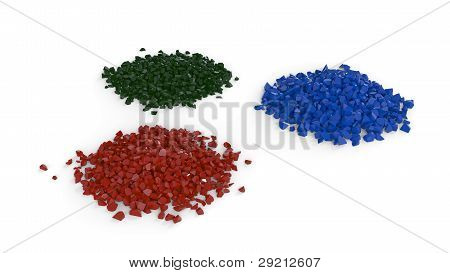 Colored Heaps