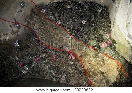Underground Nickel Mine Ore - Western Australia