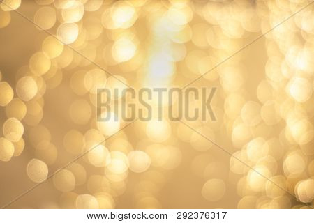 blurred festive classy upscale circles white silver background poster