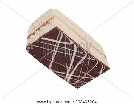 Image Of One Cake Isolated At Day