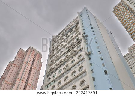 Trading Business And Industrial Area At Hong Kong