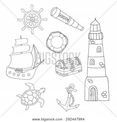 Coloring Page Adults Vector & Photo (Free Trial) | Bigstock