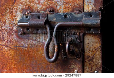 Open Key Lock Doors.