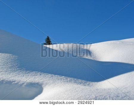 Sky, Pin End Snow