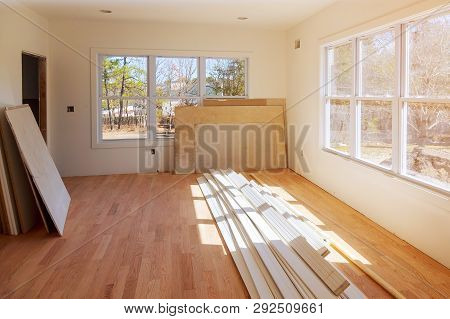 Construction Building Industry New Home Construction Interior Drywall Tape And Finish Details New Ho