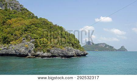 Mu Ang Thong Marine National-park In Thailand