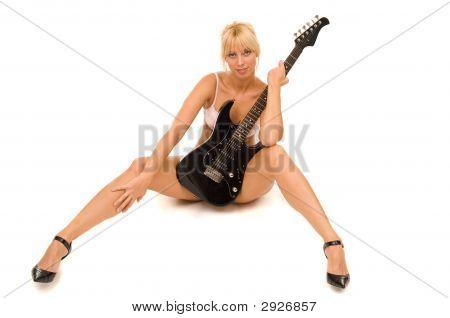 Blonde Rocker