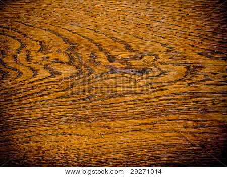 Cherry Colored Wood Panel Table Texture and Grain