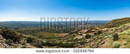 Saint Gabriel's Church Viewpoint Surrounding Landscape