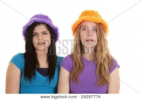 Freaked Out Teens