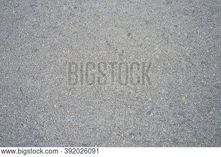Sidewalk Asphalt Grunge Road Crack Texture Background.