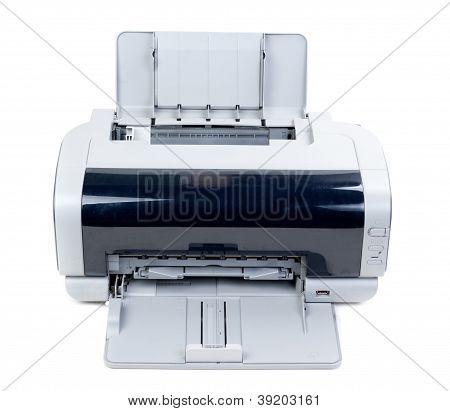 Old Inkjet Printer