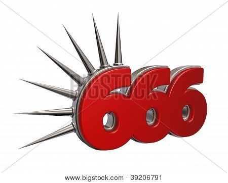 Number Of The Beast