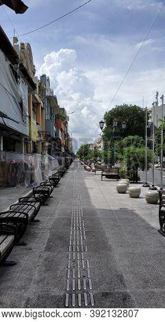 Jalan Malioboro Yogyakarta Beautiful Place In Indonesia