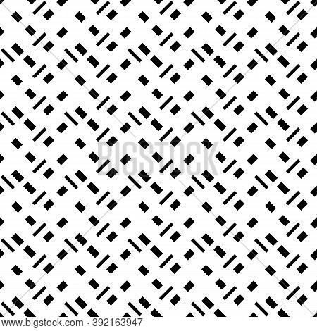 Geometrical Abstract. Slanted Blocks. Diagonal Marks Pattern. Seamless Surface Design With Tilted St
