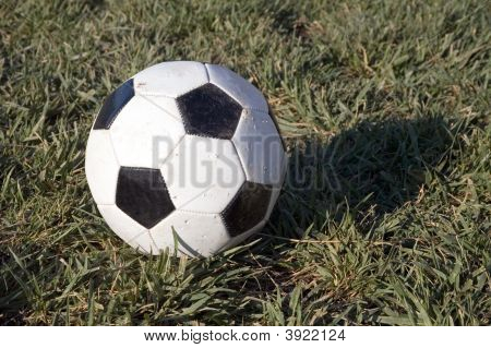 Scuffed Futbol (Soccer Ball)