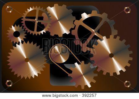 Design Elements - Machine