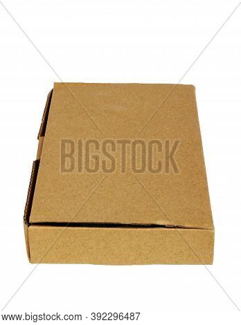 Cardboard Box For Postal Parcel, Gift Wrapping, Storage And Moving Of Things At Home, Office, Store