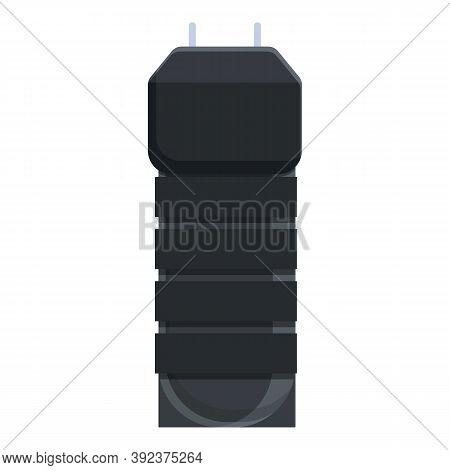Taser Bandit Icon. Cartoon Of Taser Bandit Vector Icon For Web Design Isolated On White Background
