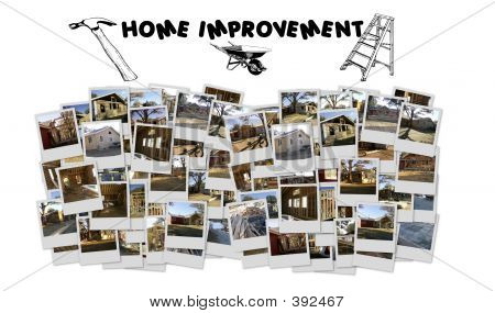 Home Improvement Remodel Construction