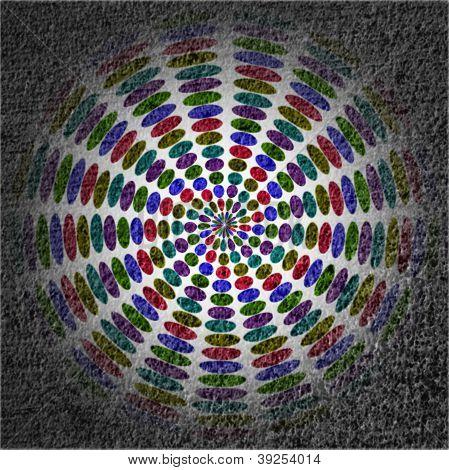 Color Full Wheel