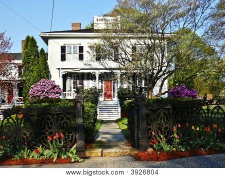 Whitehouse Garden