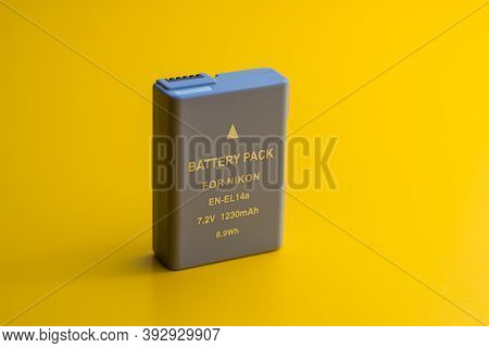 Battery Pack For Nikon En-el 14A 7.2 V 1230 Mah 8.9Wh Isolated