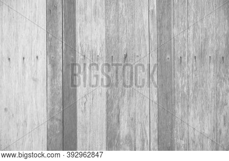 White Wooden Texture For Background Design, Wood Background