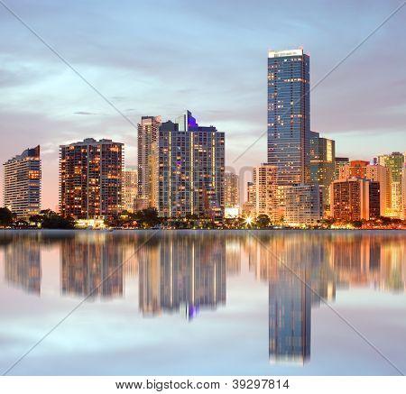 Miami Florida-panorama
