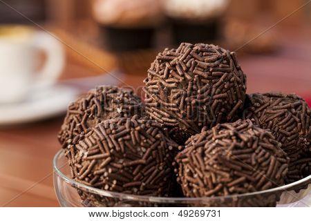 Brigadeiro A Brazilian Sweet