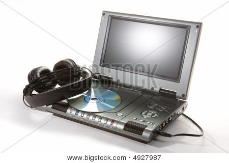 Dvd Player With Headphones