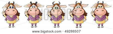 Cow Nine - Composite