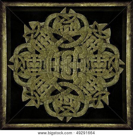 Stone Mystic Symbol