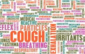 Coughing Concept as a Common Cough Problem poster