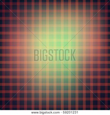 creative retro stripes pattern background vector